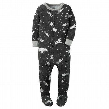 Carter's Snug Fit Glow-In-Dark Cotton PJs Onepiece