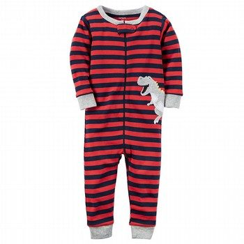 Carter's Onepiece Snug Fit Cotton Footless PJs