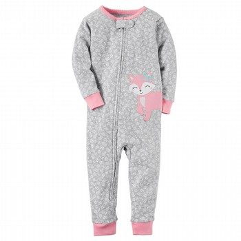 Carter's Snug Fit Cotton Footless Onepiece PJs