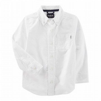 Oshkosh L/S Button-Front Shirt