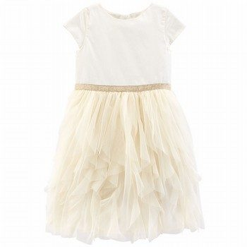 OshKosh Waterfall Tulle Dress