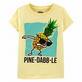 OshKosh B'gosh Originals Pineapple Graphic Tee