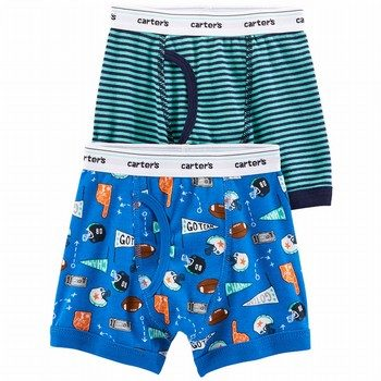 Carter's 2PK Cotton Boxer Briefs