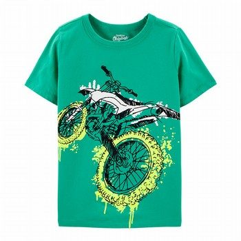 OshKosh Originals Motocross Graphic Tee