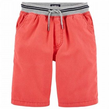 OshKosh Pull-On Canvas Shorts