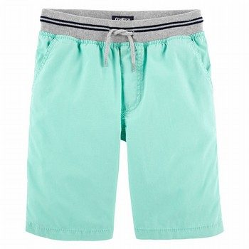 OshKosh B'gosh Pull-On Canvas Shorts