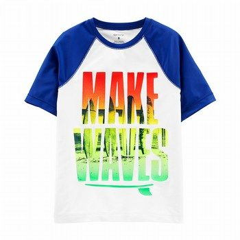 OshKosh B'gosh Make Waves Rashguard