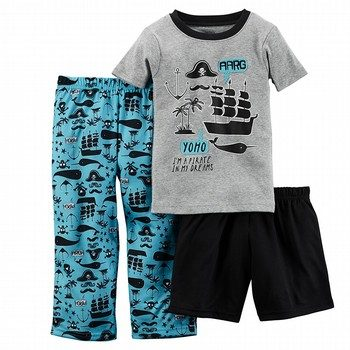 Carter's Pirate Ship Pyjama Set