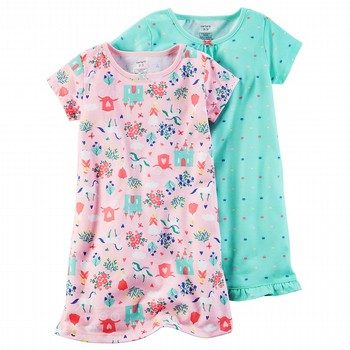 Carter's 2-Pack Sleep Gowns