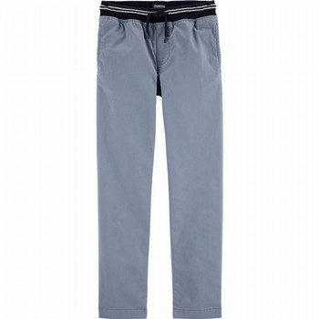 OshKosh B'gosh Pull-On Stretch Canvas Pants