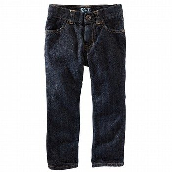 Oshkosh Straight River Dark Jean