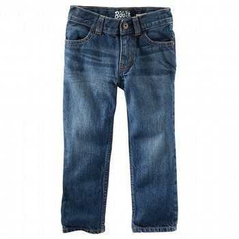 OshKosh Straight Anchor Dark Denim Jean