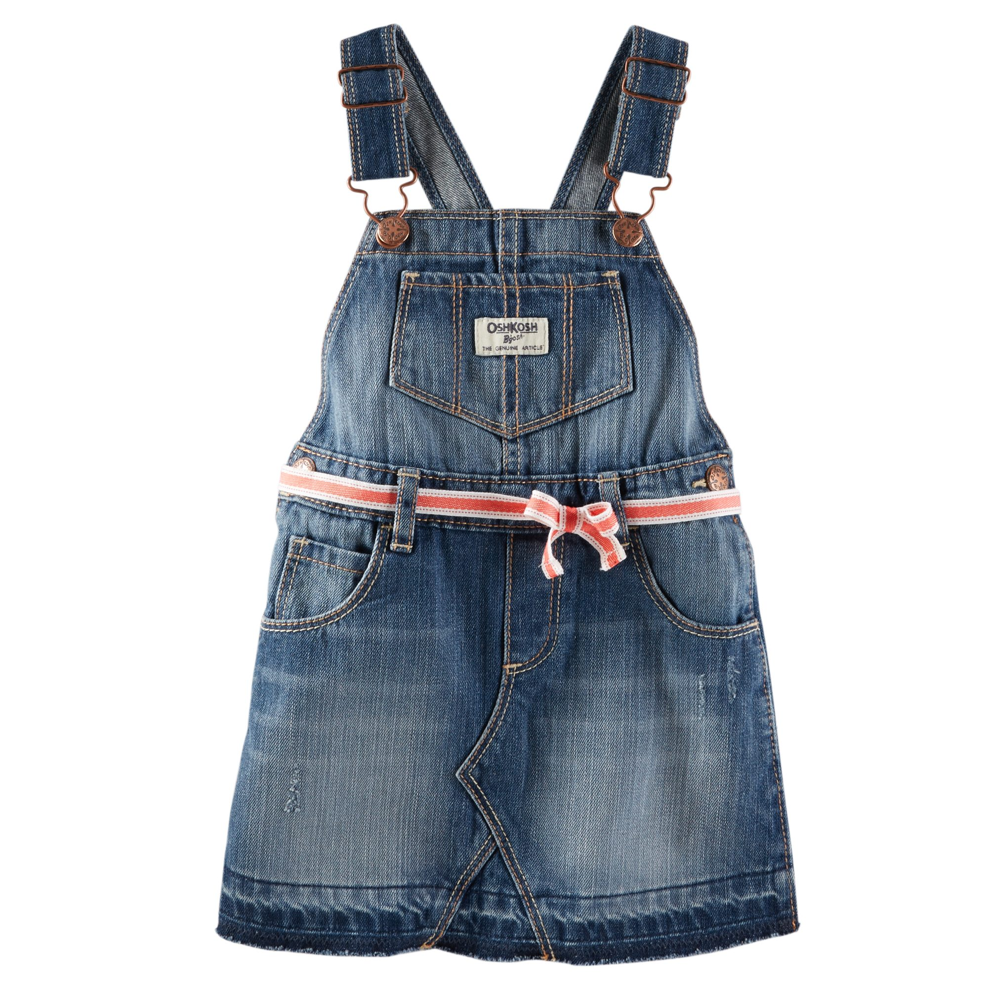 Oshkosh Dark Denim Pinafore