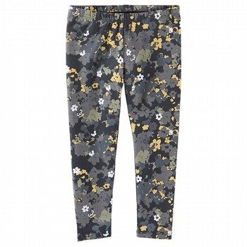 Oshkosh Floral Camo Leggings