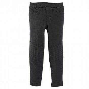 Oshkosh Knit Black Jegging