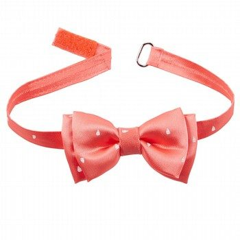 Carter's Red Bow Tie