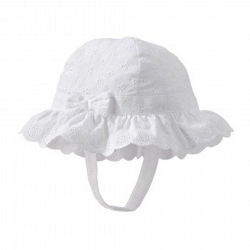 Oshkosh Eyelet Cotton Sun Hat