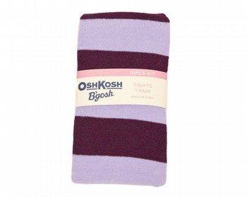 Stripe Tight Purple 12M-24M