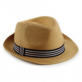 Carter's Fedora Stripe Hat