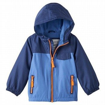 Carter's FLeece Lined Windbreaker