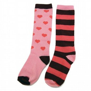 Oshkosh Hearty Stripe Knee Highs