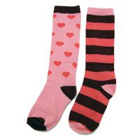 Oshkosh Hearty Stripes Knee Highs