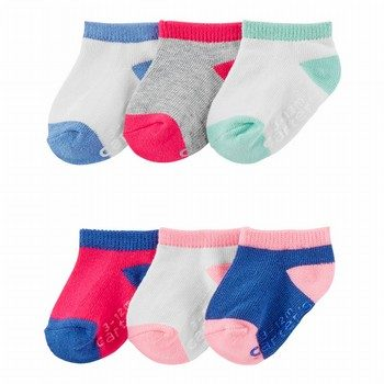 Carters 6PK Ankle Socks