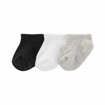 Carter's 3PK Cushion Foot Ankle Socks