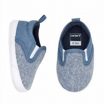 Carter's Chambray Slip On