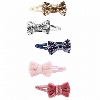 Carter's 5PK Bow Hair Clips