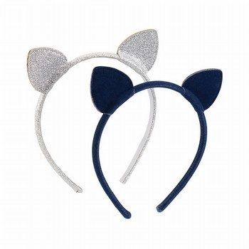 Carter's 2PK Cat Ear Headbands