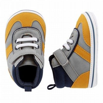 Carter's High Top Sneaker Crib Shoes