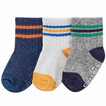 Carter's 3PK Crew Socks