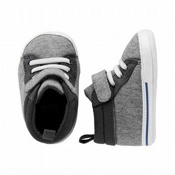 Carter's Hi-Top Crib Shoe