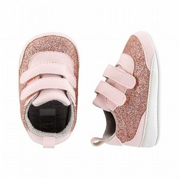 Carter's Glitter Crib Shoe