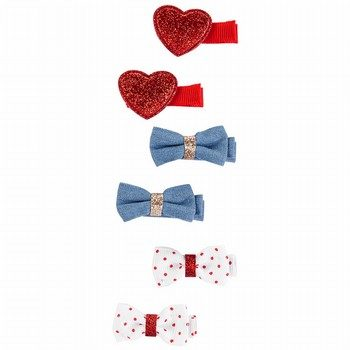 Carter's 6PK Bow Hair Clips