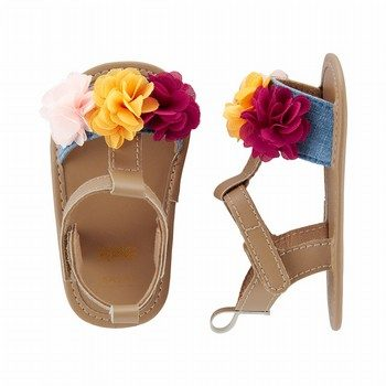 Carter's Plume Sandal Baby Shoes