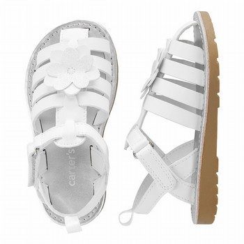 Carter's Flower Fisherman Sandals