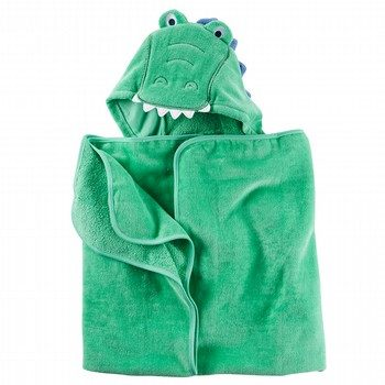 Carter's Alligator Towel