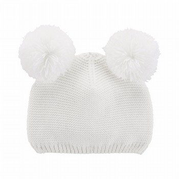 Carter's Pom Pom Knit Hat