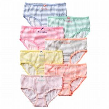 Carter's 7PK Stretch Cotton Underwear