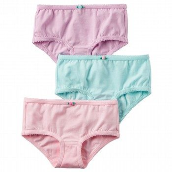 Carter's 3PK Stretch Cotton Panties
