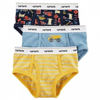 Carter's 3PK Cotton Briefs