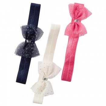 Carter's 3PK Headwrap