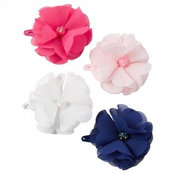Carter's 4PK Flower Clips
