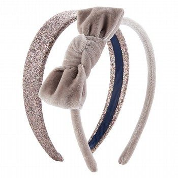 Carter's 2PK Velour Headband