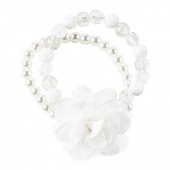 Carter's 2PK Flower Beaded Bracelet