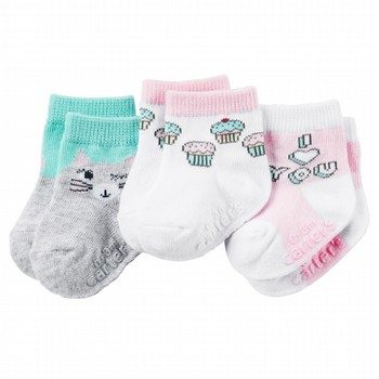 Carter's 3PK Love You Socks