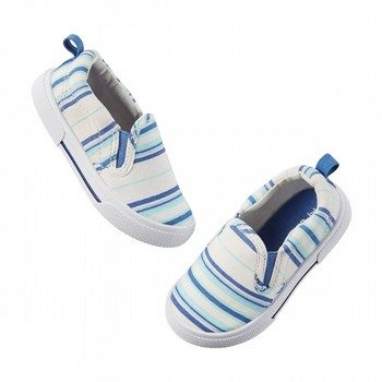 Carter's Stripe Slip On Shoes