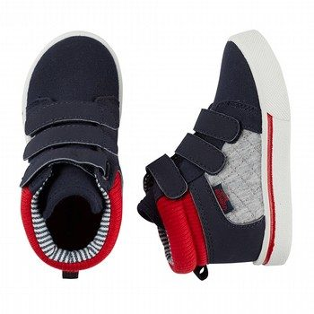 Oshkosh Triple Velcro High Top